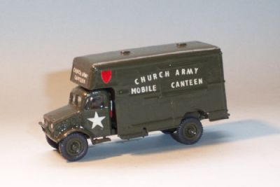 bw232.  bedford oy mobile canteen  - 16.00